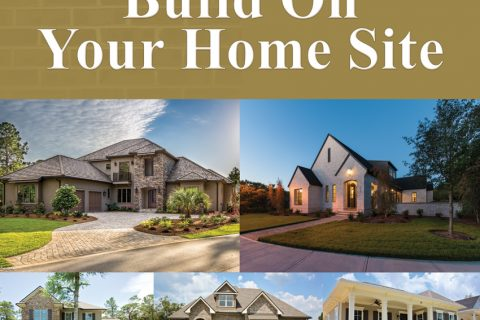Build on Your Home Site