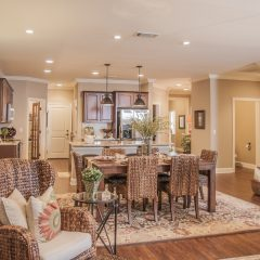 47 Pintail Blvd. open dining area