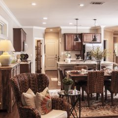 47 Pintail Blvd., Freeport kitchen and dining area