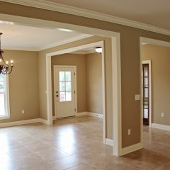 Brooke Model Home interior 1