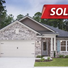 Sold. 35 Pintail Blvd front elevation