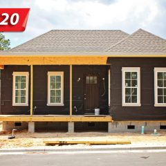 Parkview Place Lot 20 front exterior