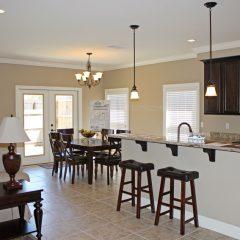 101 Arrowhead Way kitchen area