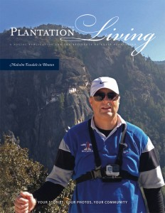 Plantation Living publication cover