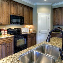 The Brooks kitchen