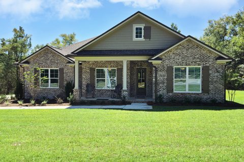 Model Home at 1504 Mill Creek Drive