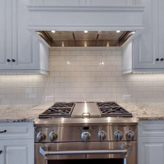 1630 San Marina kitchen stove