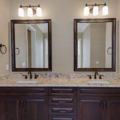 1630 San Marina master bathroom sinks