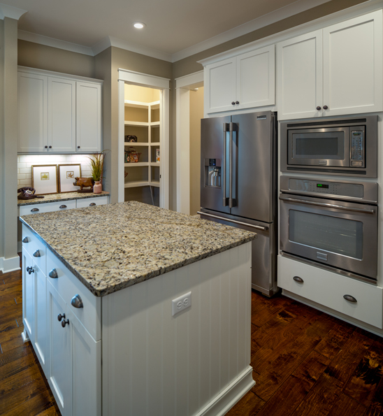 Park View Place Lot 21 Kitchen Countertops