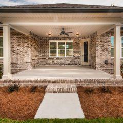 Live Oak Back Porch