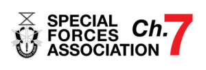 Special Forces Association Chapter 7 logo
