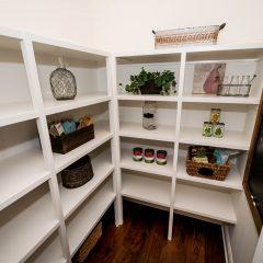 Hammock Bay model home pantry