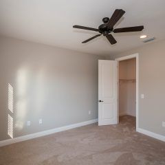 Hammock Bay model home bedroom 2