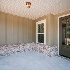 Black Oak Front Porch