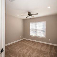 Black Oak Guest Bedroom