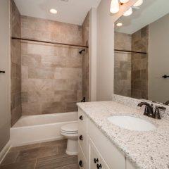 Black Oak Guest Bath