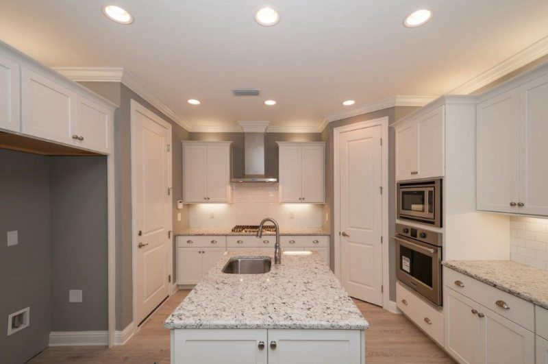 Chestnut Oak Kitchen