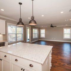 Black Oak Open Living Area