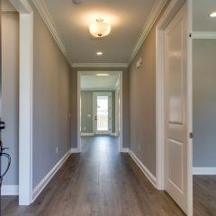 Red Oak Foyer