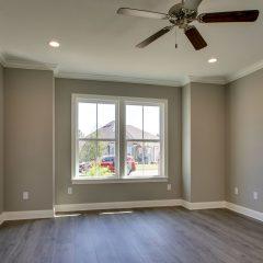 Red Oak Master Bedroom