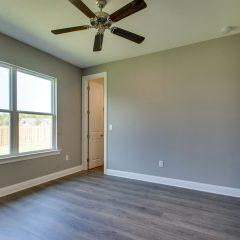 Red Oak Guest Bedroom