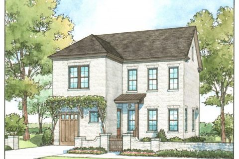 Bordeaux B, New Homes in Santa Rosa Beach