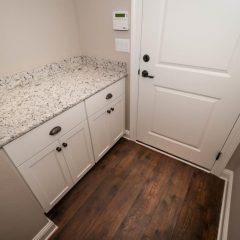 Cottonwood butler's pantry