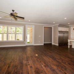 Cottonwood open living area
