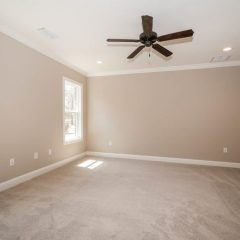 Cottonwood master bedroom