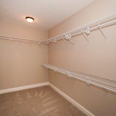 Cottonwood master closet