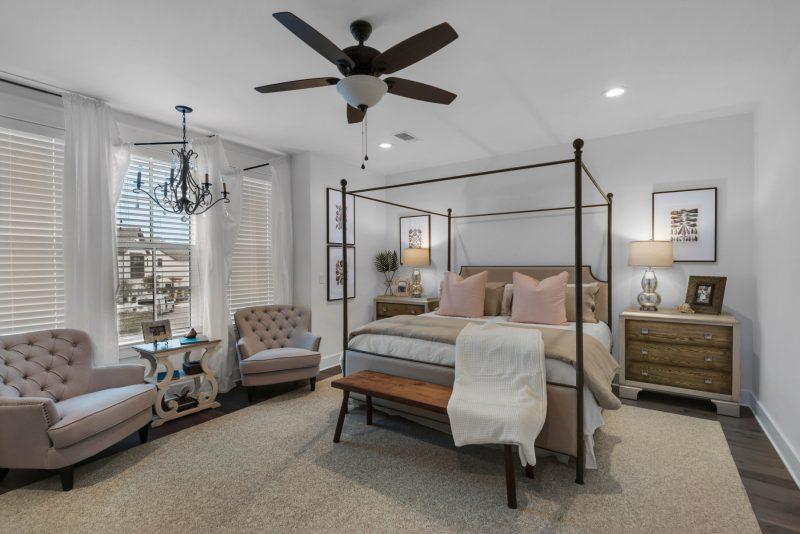 Normandy Master Bedroom