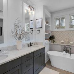 Normandy Master Bathroom