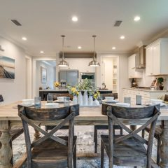 Cobia D dining nook