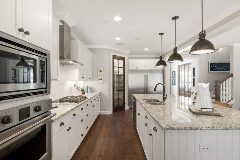 Blue Oak II Kitchen