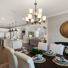Blue Oak II Dining Room