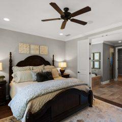 Blue Oak II Master Bedroom