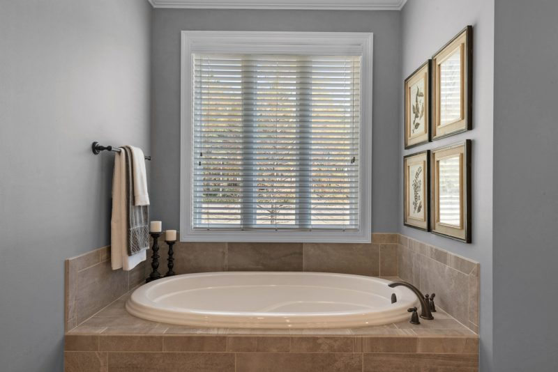Blue Oak II Master Bath