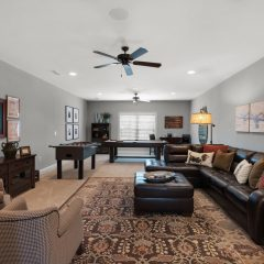 Blue Oak II Bonus Room