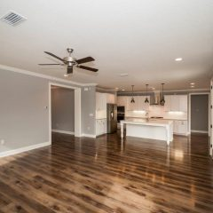 Laurel Oak Living Area