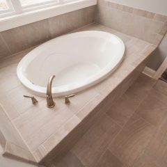 Laurel Oak Master Tub
