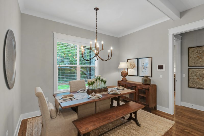 4404 Colleen Cove dining nook