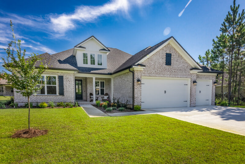 Ashton Park Model Home Patterson Plan