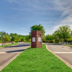Ashton Park Entrance