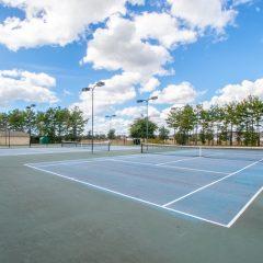 Hammock Bay Pickleball Courts