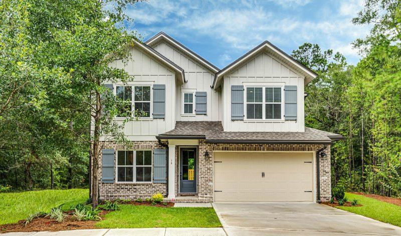 Laurel Oaks Model Home. Magnolia Floorplan.