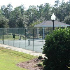 Swift Creek tennis court