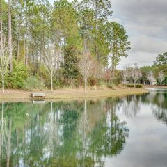 Fishing Pond at Marina Village