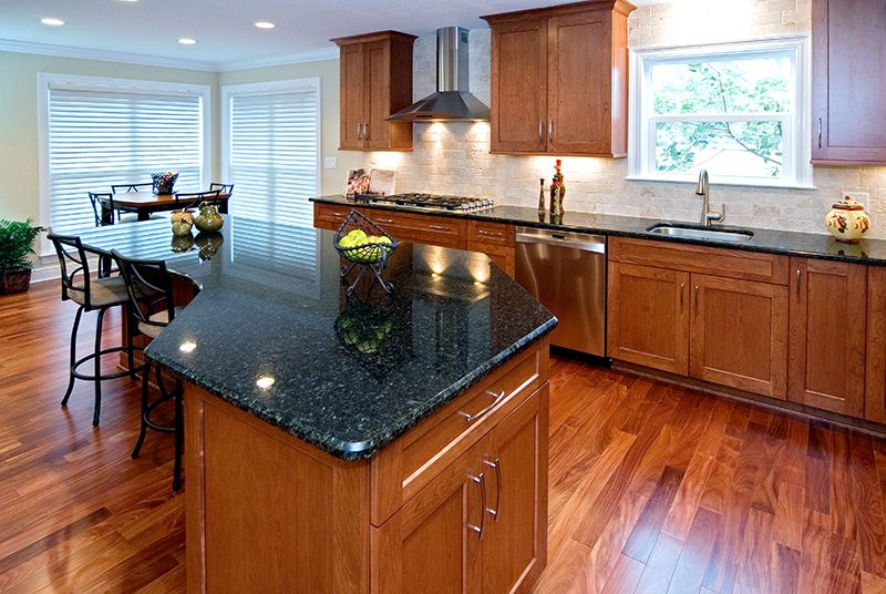 Kitchen Remodel in Bluewater Bay 3