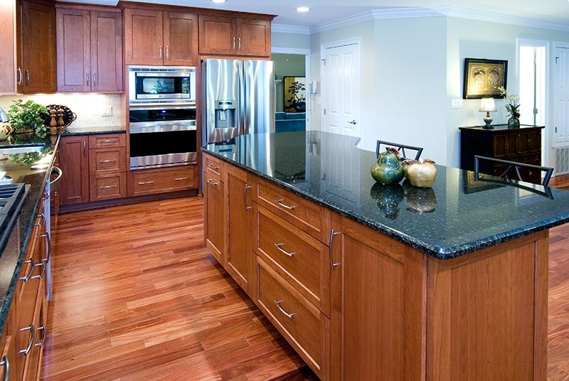 Kitchen Remodel in Bluewater Bay 2