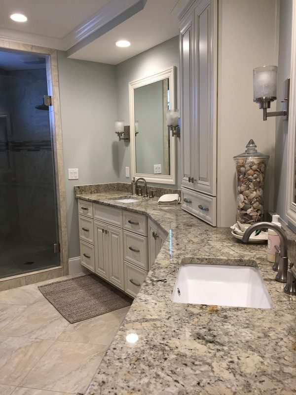 Master & Guest Bath Remodel in Destin 2
